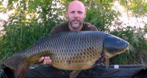 Video: Lov kapra s Petrom Slivkom II. - Dunaj (4 x 20 kg+)
