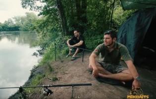 Video: Lov kaprů na českých vodách (7. díl)