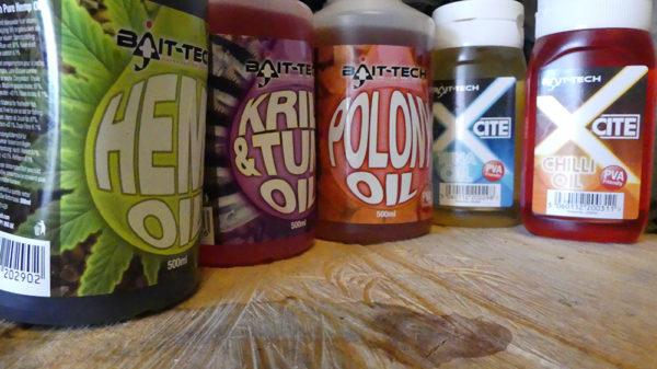 K dispozici je dnes velké množství různých typů olejů