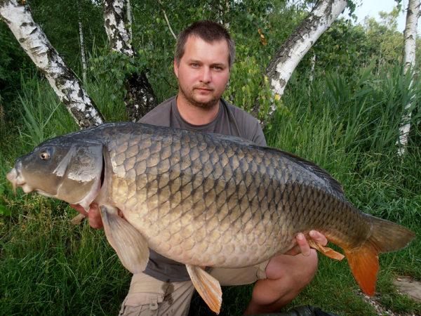 16 kg krasavec na B17