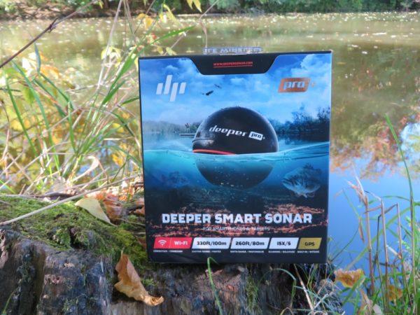 Základní balení Deeper Fishfinder PRO+