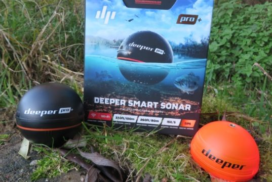 Videorecenze: Deeper Fishfinder PRO+
