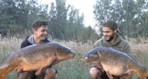 Video: Carp team Exil - River carping 2016 (3 x 20 kg+)