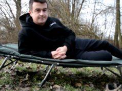 Lehátko Prologic Firestarter Flat Bedchair