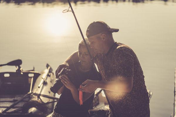Se ženou jezdíme na rybářsko-dovolenkový roadtrip každý rok