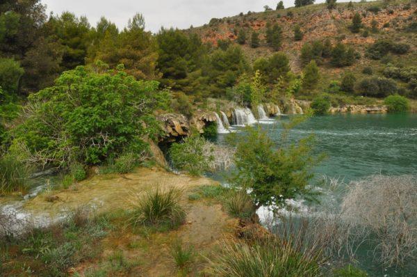 S tuhým návazcem jsme rybařili třeba i na křišťálově čistých Lagunas de Ruidera ve Španělsku.