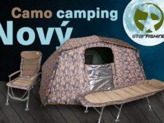 Nová řada camo campingu od Starfishing!