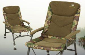 Křeslo Giants Fishing RWX Plus Camo Chair