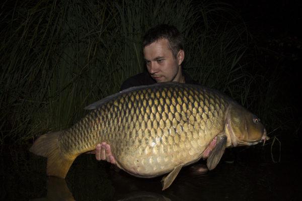 První ryba na G2