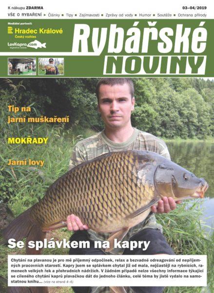 Rybářské noviny 3-4/2019