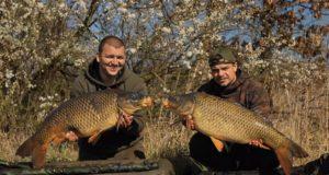 Video: Jarní lov kaprů