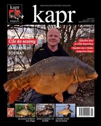 Aktuální číslo časopisu Kapr