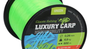 Vlasec Luxury Carp High-Visibility - Novinka 2019!