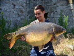 Video: Lov kapra v ČR & Urban fishing Praha 2019
