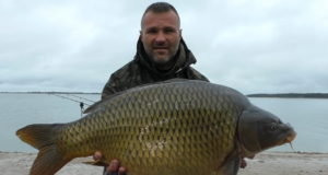 Video: Kaprařina na Lac du Der