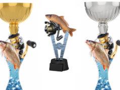 Stylové akrylátové trofeje – to nej pro rybáře