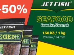 Kupte si boilies s 50% slevou! Narozeninová akce u Jet Fish je tady!