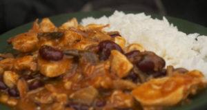 Video: Soté Mexicano s rýží - rybářské recepty #5