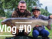 Video: Carp Vlog #10 - Mise amur